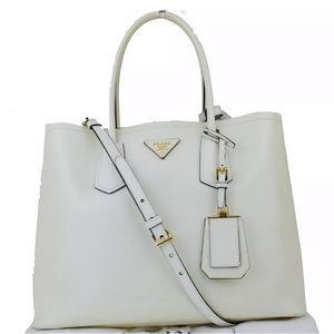 Authentic PRADA MILANO 2Way Bag